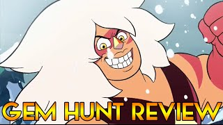 GEM HUNT [Steven Universe Review] Crystal Clear Ep. 30