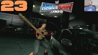WWE SmackDown vs. Raw 2009: Road to WrestleMania #23