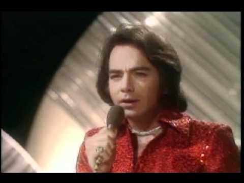 Neil Diamond Sweet Caroline 1974 Shirley Bassey show