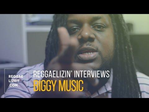 Reggaelizin' Interviews: Big One (Biggy Music) in Kingston, Jamaica (February 2016)