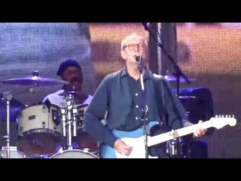 Wonderful Tonight - Eric Clapton - Hyde Park - 8th July 2018