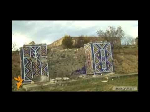 Армяне заселяют Зангелан