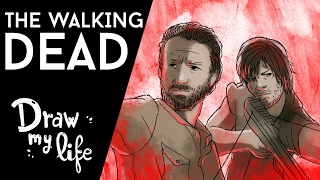 HISTORIA de THE WALKING DEAD - Movie Draw