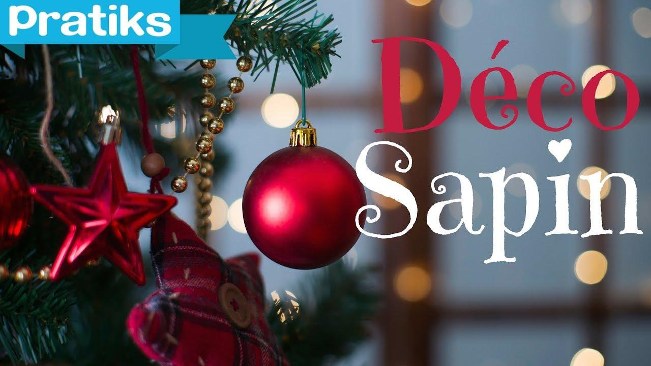 Comment décorer votre sapin de Noël ? - YouTube on
