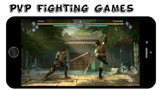 Top 5 Best PνP Fighting Mobile Games Android/IOS 2020