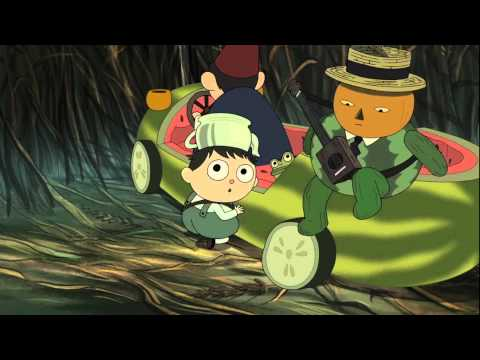 Over the Garden Wall - Behind the Scenes