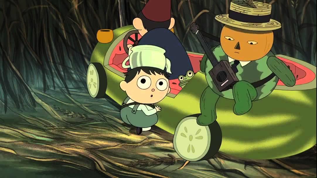 First Look Cartoon Network S Over The Garden Wall Mini Series