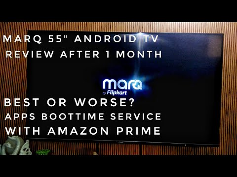 REVIEW OF MARQ 55