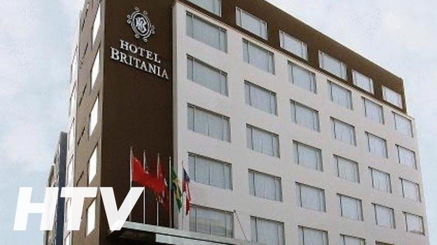 Hotel Britania Miraflores En Lima