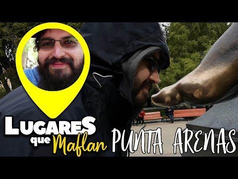 EL MAFLA EN PUNTA ARENAS Parte 1! Lugares que Maflan en Español - GOTH