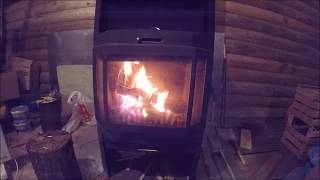 Печь камин ангара аква после 2 лет эксплуатации: косяки
