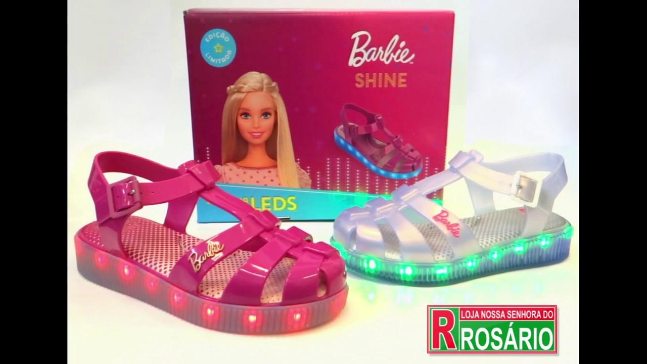 led barbie