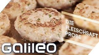 Die perfekte Frikadelle | Galileo Lunch Break