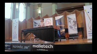 The Source by Toshi Ichiyanagi | Therese Ng marimba solo