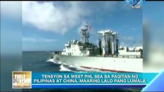 Tension between China and the Philippines to rise according to international observers