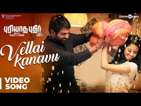Puriyaatha Puthir | Vellai Kanavu Video Song | Vijay Sethupathi, Gayathrie | Sam C S