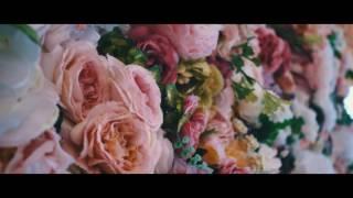 нежное весеннее оформление юбилея(Запахи сирени, ландышей и многих других цветов создают неповторимое ощущение весны в банкетном зале! Прекр..., 2016-05-10T08:47:24.000Z)