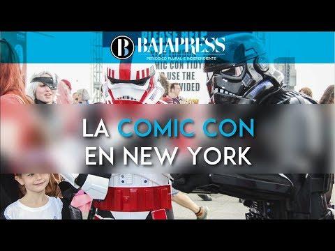 El mundo del cómic se da cita en Nueva York
