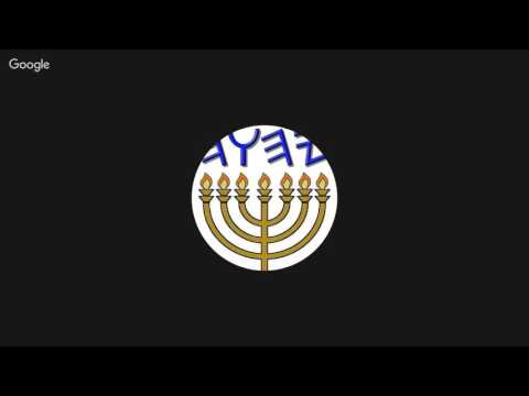 Paleo Hebrew Lesson (An Approximate Reconstruction of the Original Pronunciation of Hebrew)