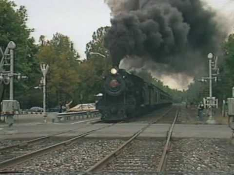 Blue Mountain & Reading #425 from Hoboken to Port Jervis (1986)