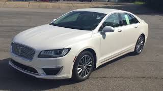 The 2018 Lincoln MKZ SELECT: What You Need To Know