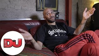 Goldie Rails Against Music Piracy