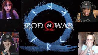 Streamers Reaction to God oḟ War: Ragnarok