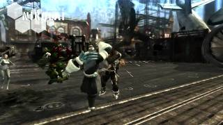 Official: Anarchy Reigns Nikolai HD video game trailer - PS3 X360