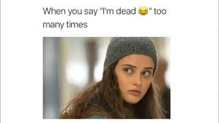 13 reasons why MEmE COMPILATION