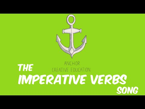 Imperative Verbs Song