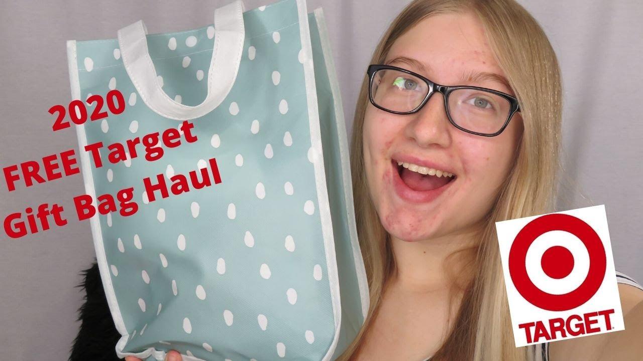2020 FREE Target Gift Registry Bag Haul    16 and Pregnant ...