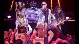 Pharrell Williams Feat. Daft Punk - Gust Of Wind (Bruno Barclay Remix)