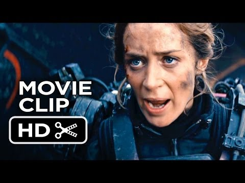 ... Tomorrow Movie Clip Come Find Me 2014 Emily Blunt Tom Cruise Movie Hd