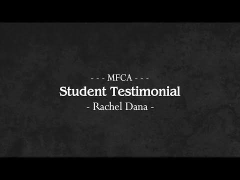 Rachel Dana Student Testimonial for Mt  Franklin Christian Academy