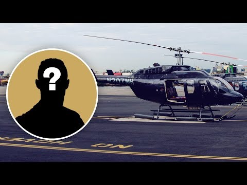 The player who was going to training in helicopter everyday - Oh My Goal
