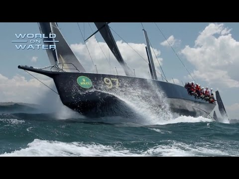 2016 Rolex Sydney Hobart Yacht Race Extended Version New Volvo 70 Skipper Interviews