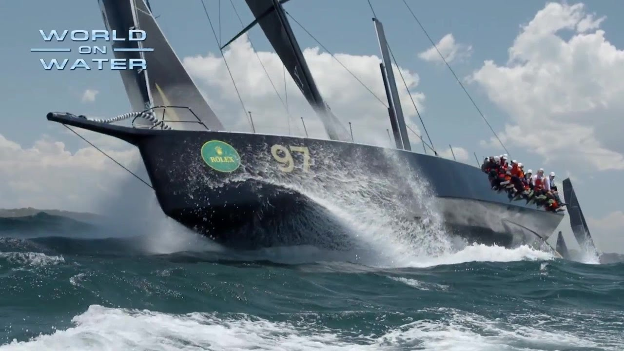 2016 Rolex Sydney Hobart Yacht Race Extended Version New