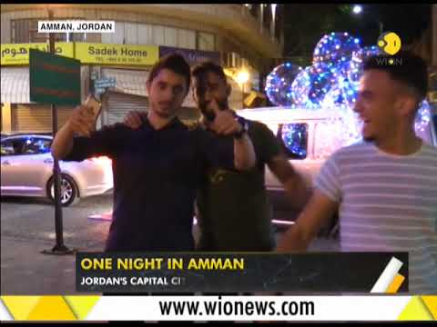 WION Gravitas: Nightlife in the bustling streets of Amman