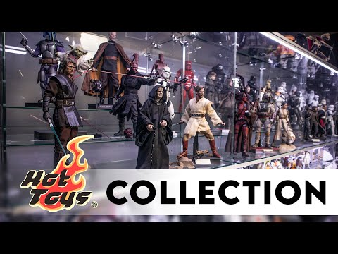 My $20000 Hot Toys Collection
