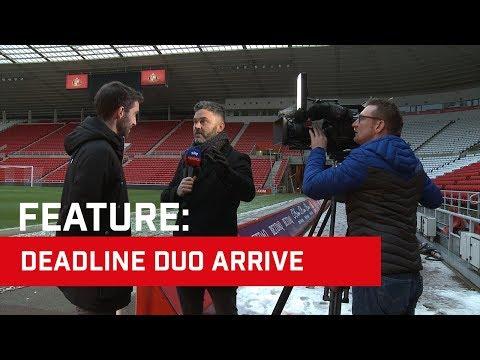 Deadline Duo Arrive