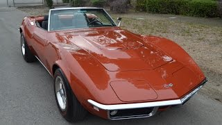 SOLD 1968 Chevrolet Corvette Convertible Corvette L-89 For Sale by Corvette Mike Anaheim