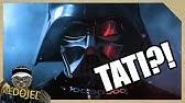 Konečně víme kdo je otec Darth Vadera!!