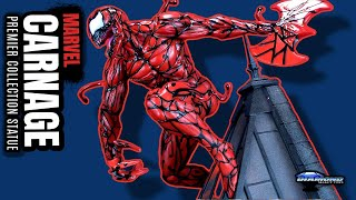 Diamond Select Carnage Premier Collection Statue | Video Review