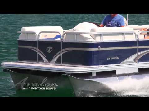 2014 Pontoon Boats - Avalon GS - Avalon Pontoons - Affordable