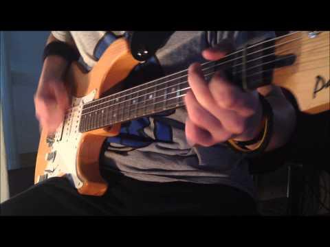 Viktor Zahariev- Technical difficulties (Paul Gilbert)- Cover