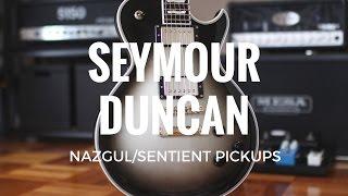 Seymour Duncan Nazgul/Sentient Pickups - Demo w/ EVH 5150III