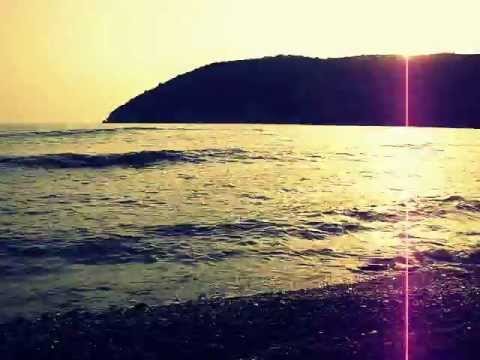 Sunset with Waves - Video Sutomore [Made in Montenegro]