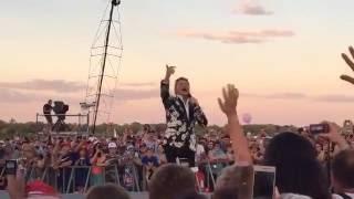 Николай Басков-ЛЮБОВЬ НЕ СЛОВА!!!Концерт в Муроме-02.07.16г.