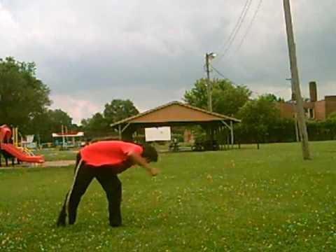 butterfly kick training