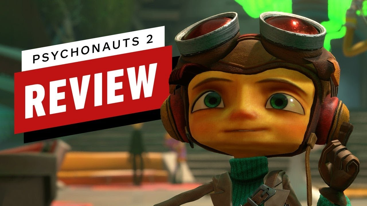 Psychonauts 2 Review (Video Game Video Review)